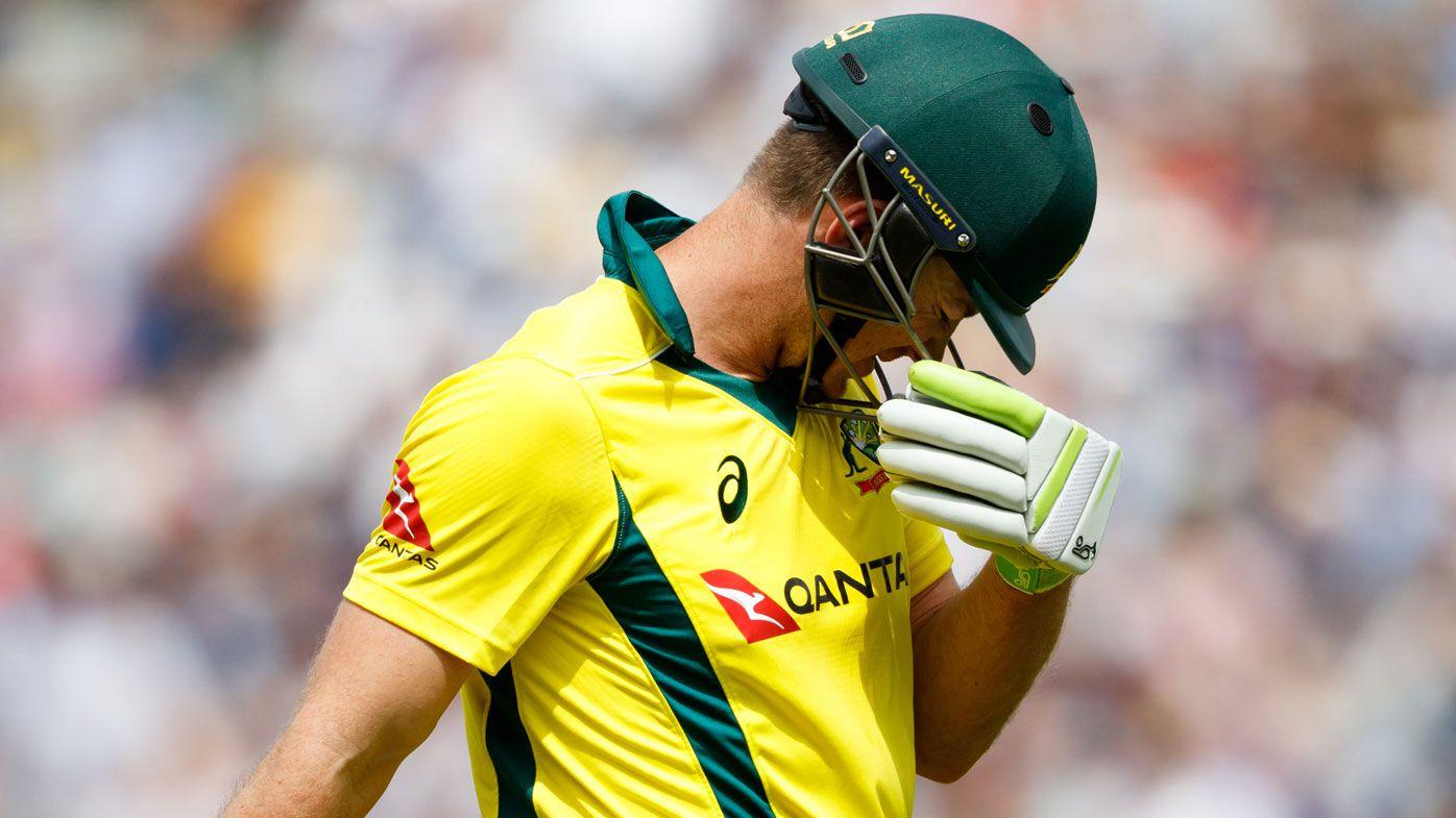 Australia in rankings low before crucial ODI against England at Trent Bridge
