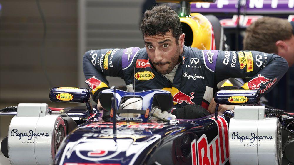 Daniel Ricciardo. (Getty)