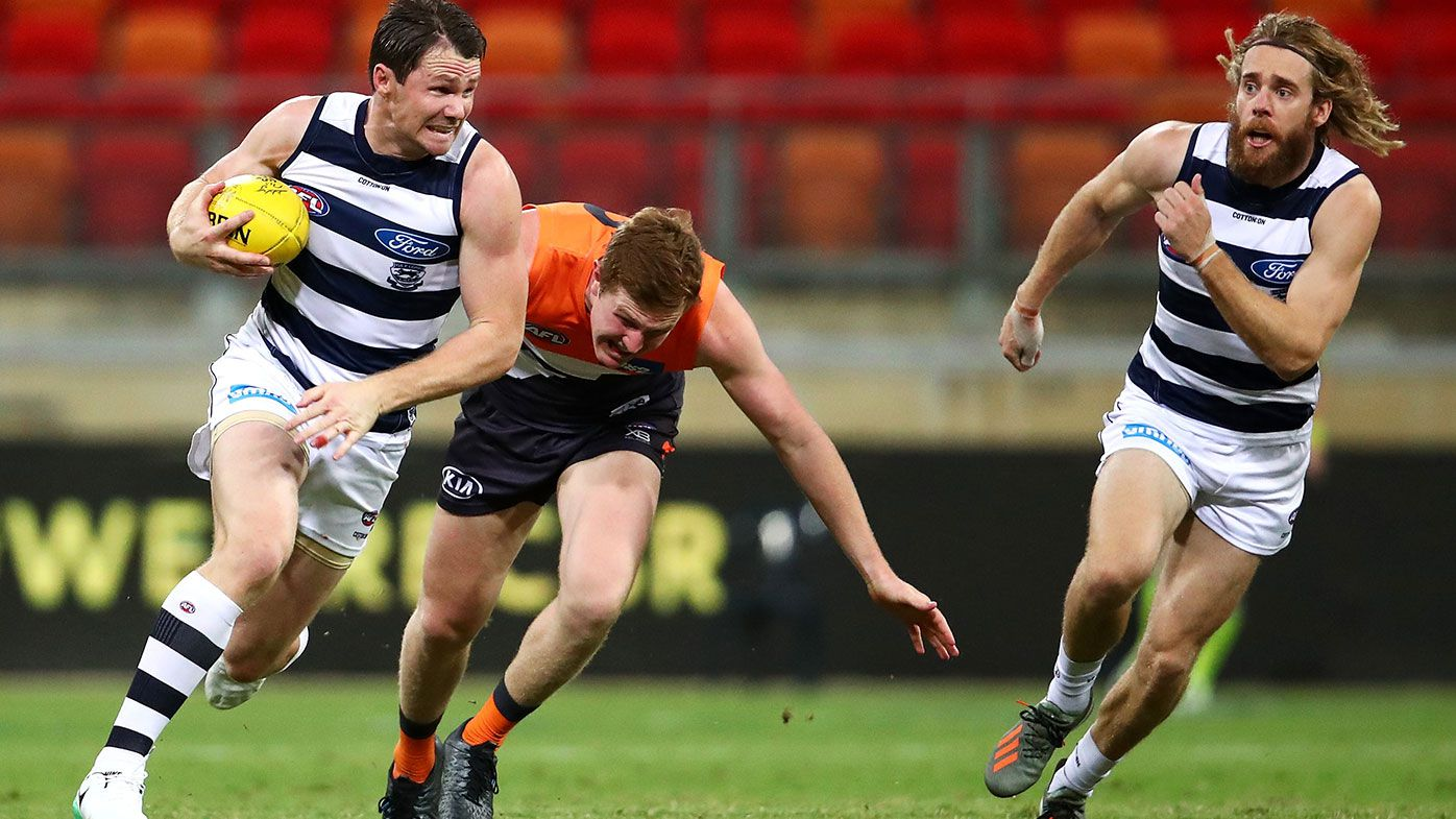 AFL locks in Round 21 fixture, Geelong-GWS to kick-off Friday night football