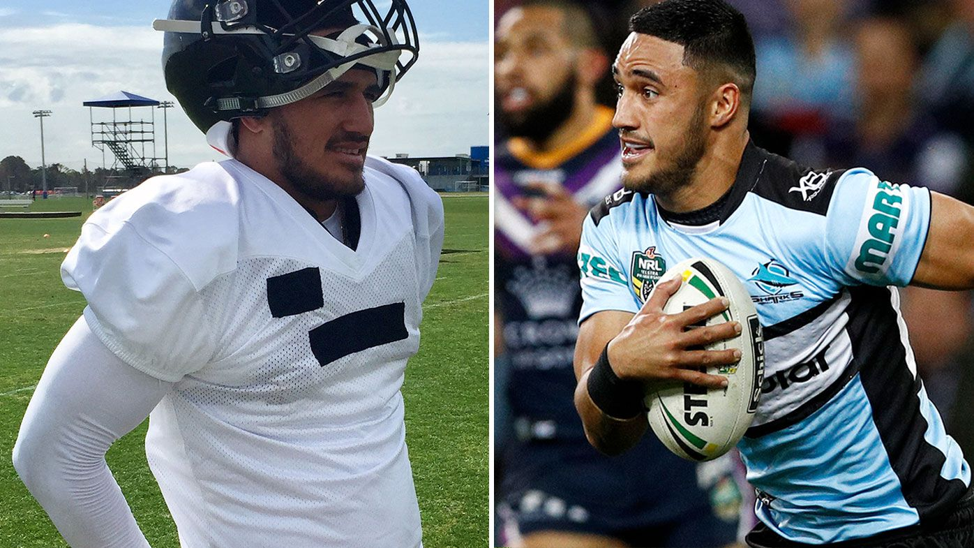 'If it didn't work out here, I'd obviously come back': Valentine Holmes leaves door open for NRL return