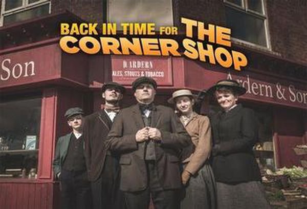 Back in Time for the Corner Shop