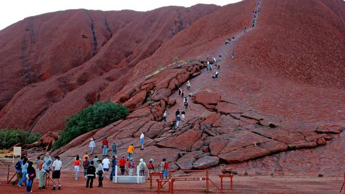 A ban on climbing Uluru will take place in October this year.