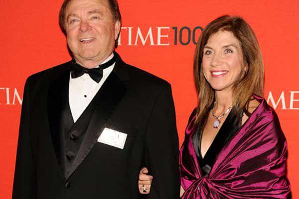 John and Sue Ann Hamm