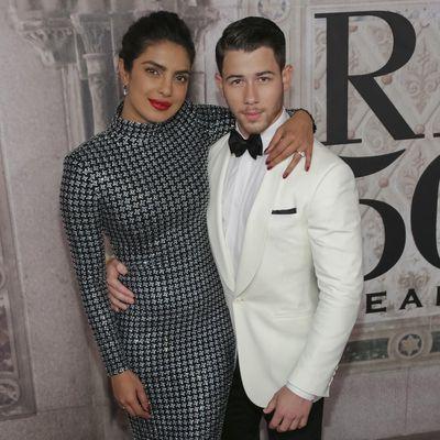 <strong>Priyanka Chopra, 36, and Nick Jonas, 26</strong>