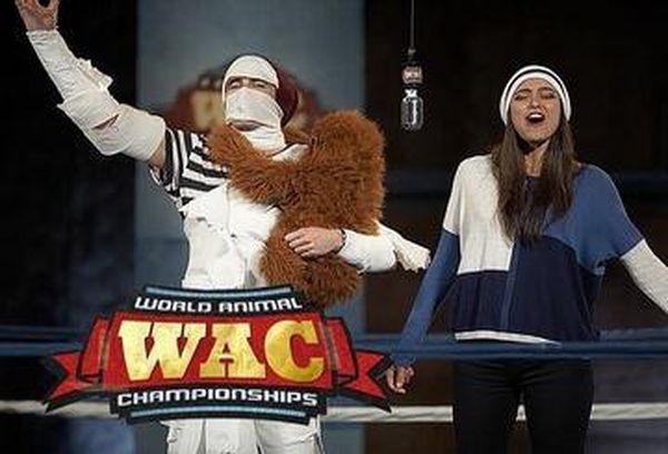 WAC: World Animal Championships