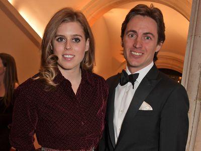 Princess Beatrice & Edoardo Mapelli Mozzi