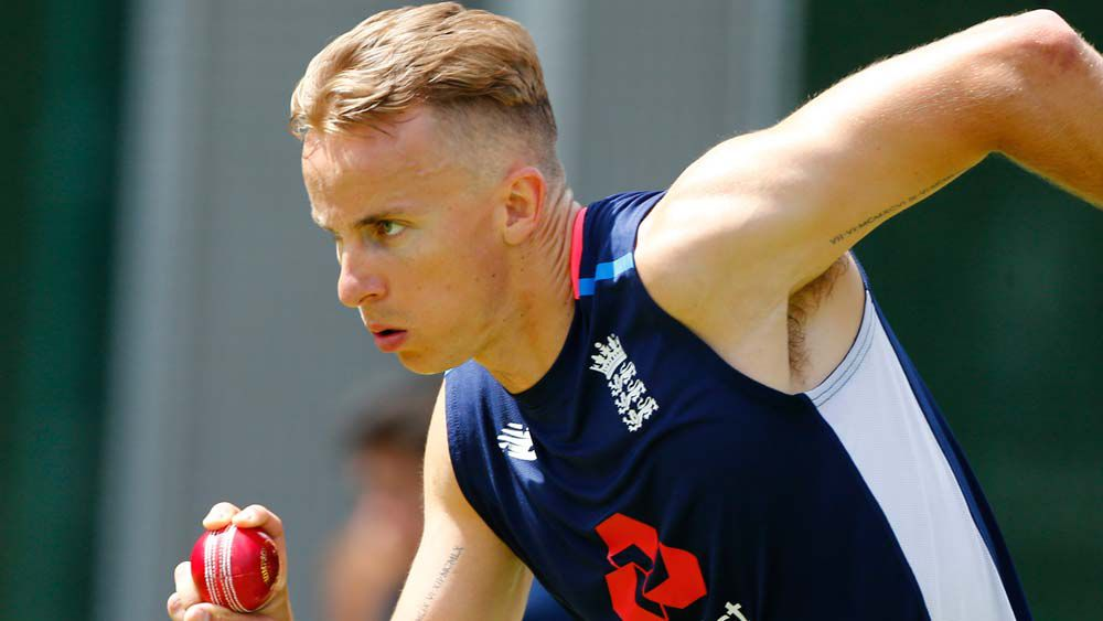 Tom Curran named to debut for England on Boxing Day