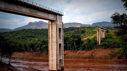 World News Brazil Dam collapse