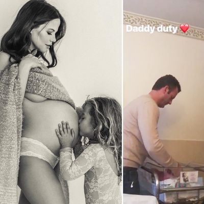 Tammin Sursok andSean McEwan welcome second child
