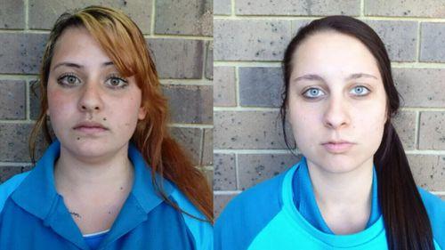 Teenage Gold Coast prison escapees recaptured after fleeing in boyfriend's car