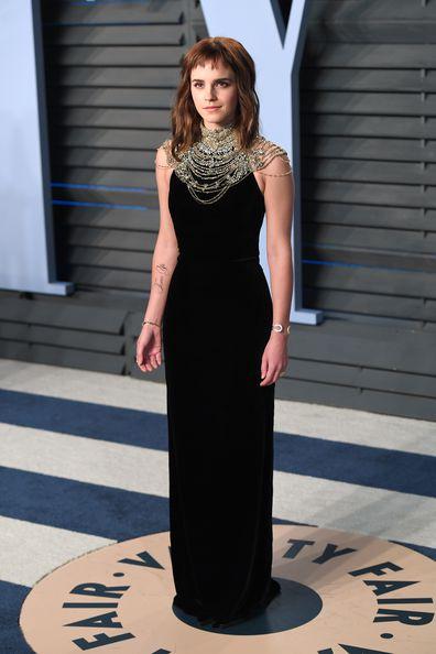 Emma Watson, Oscars, Ralph Lauren