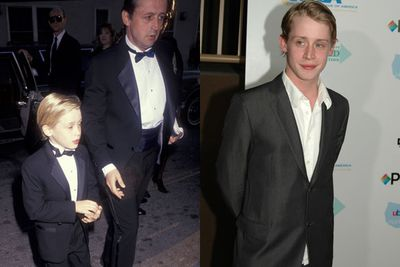 """Former child star Macaulay Culkin claims that his dad Kit physically abused and mentally humiliated his siblings, taking him to court to cease his father's access to the millions he'd earned from <i>Home Alone</i>. And he was only 16 at the time!<br/><br/>Although Kit now pleads with his estranged son to """"seek help"""" for his addiction to prescription drugs and heroin, Macaulay refuses to play 'happy families' with his parents... and doesn't even know where they live. <br/>"""