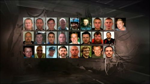 Twenty nine miners became trapped when a methane explosion ripped through the Pike River coal mine in 2010.