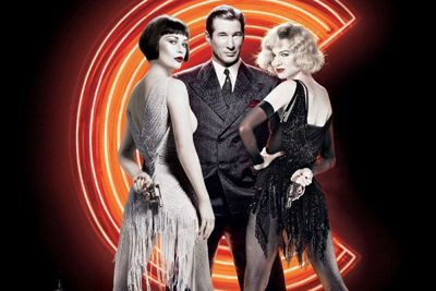 """<b>Why you should see it?</b> """"It's a hotbed of jazz, sex and murder. Velma Kelly, top showgirl, is sent to prison for murder and is closely followed by cheating housewife Roxie Hart, who covets a glitzy lifestyle and takes refuge in a fantasy world where everything is musical. Fans will be in hog heaven, while newcomers should be gently beguiled. Anyone expecting a <i>Moulin Rouge</i>-style epiphany will be disappointed."""" - <i>Empire</i>"""