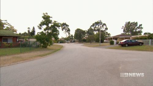 The incident was the latest in a spate of crimes in the area. (9NEWS)