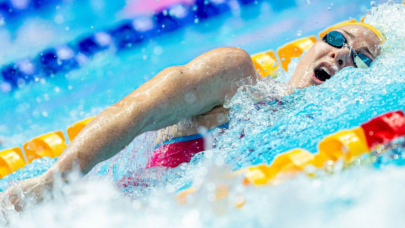 Dramatic swim titles perfect for Aussies, claims head coach Jacco Verhaeren