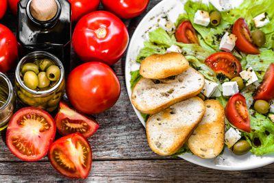 Start the Mediterranean diet