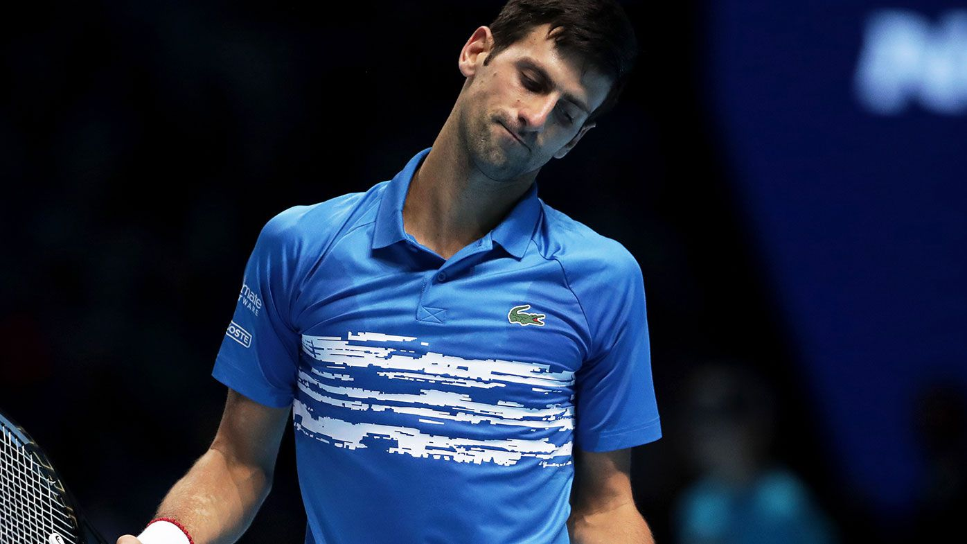 Fellow pro Danielle Collins lashes Novak Djokovic over US Open stance