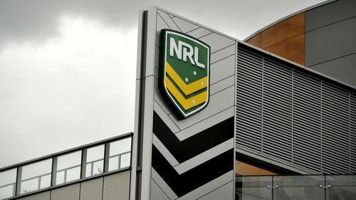 The ARL commission is meeting at NRL HQ in Sydney's Moore Park to make a decision today.