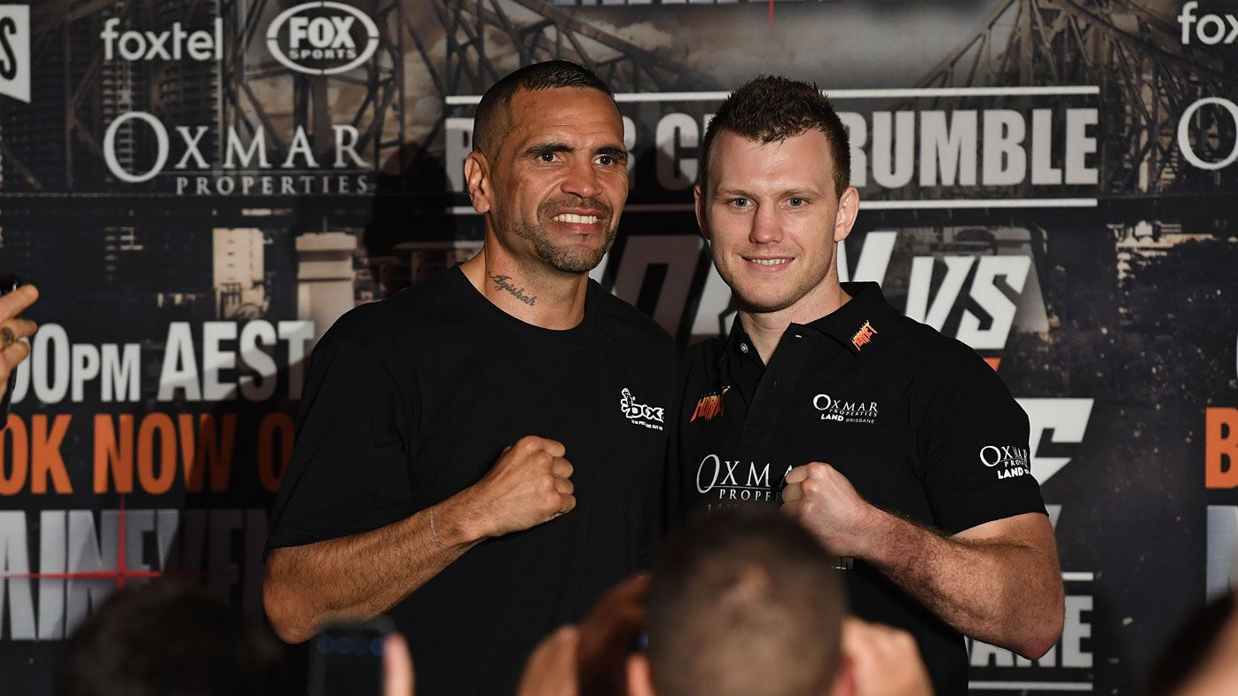 Anthony Mundine's boxing legacy examined: How 'The Man' fell short of his idol