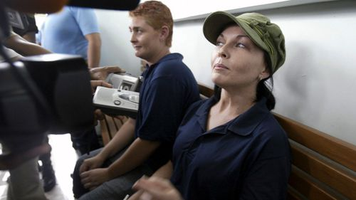 Lawrence with former prisoner, Schapelle Corby.