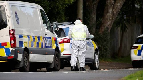 The man was taken into police custody on Thursday.