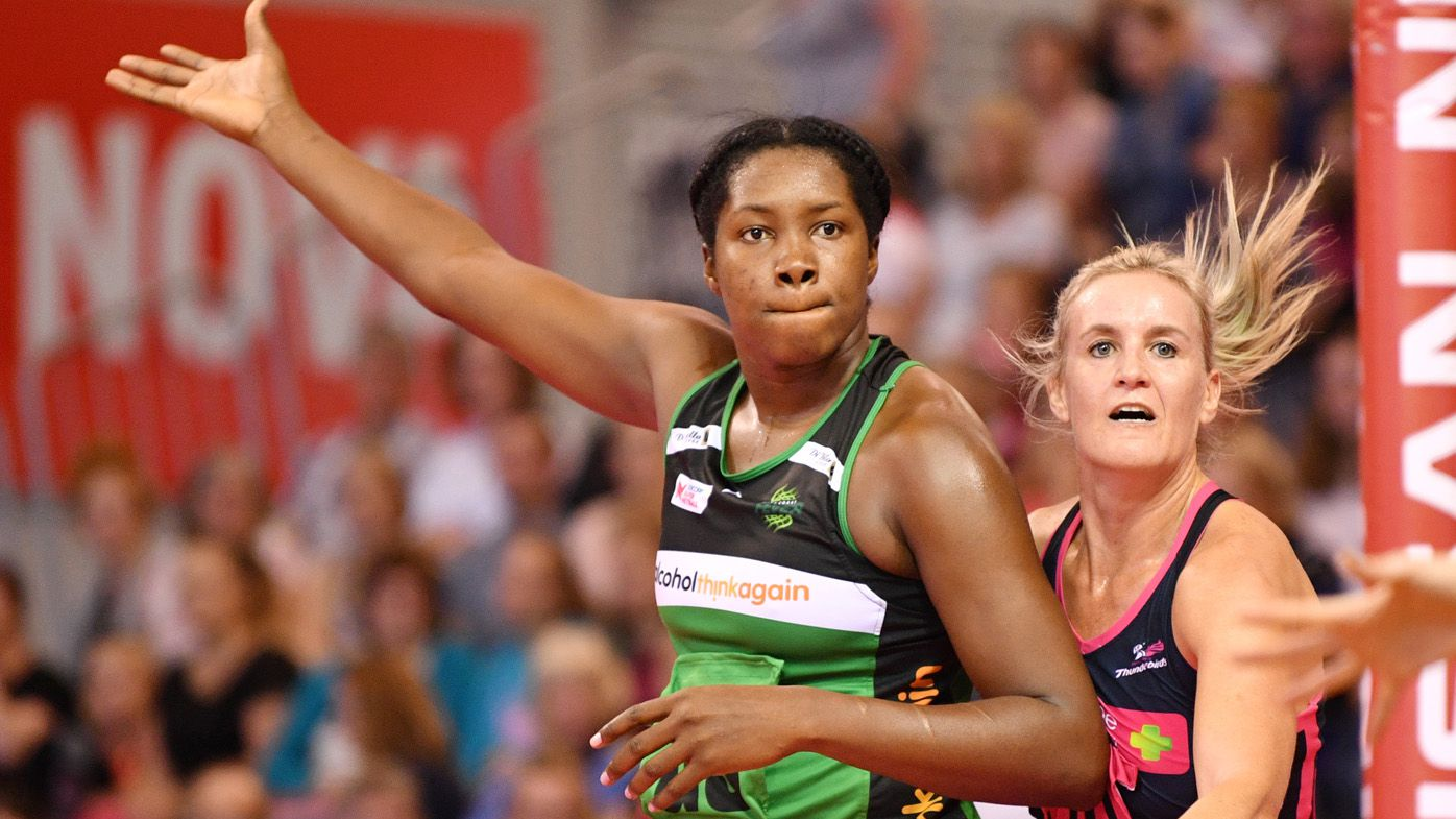 Netball: Liz Ellis claims key to shutting down Jhaniele Fowler lies in mid-court