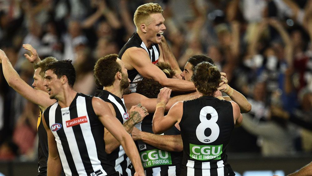 Magpies pip Tigers in final few seconds