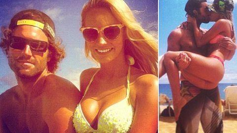 Kardashian curse strikes again: Kim's step-brother Brody Jenner splits with model