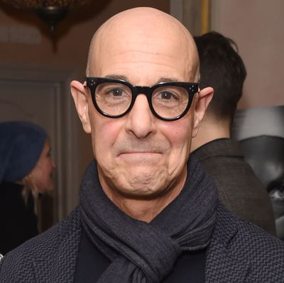 Stanley Tucci: Now
