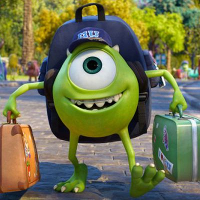 19. Monsters University
