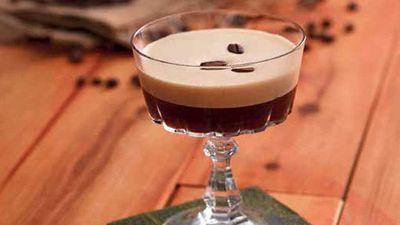 "Recipe: <a href=""http://kitchen.nine.com.au/2016/05/05/15/36/espresso-martini"" target=""_top"">Espresso tequila martini</a>"
