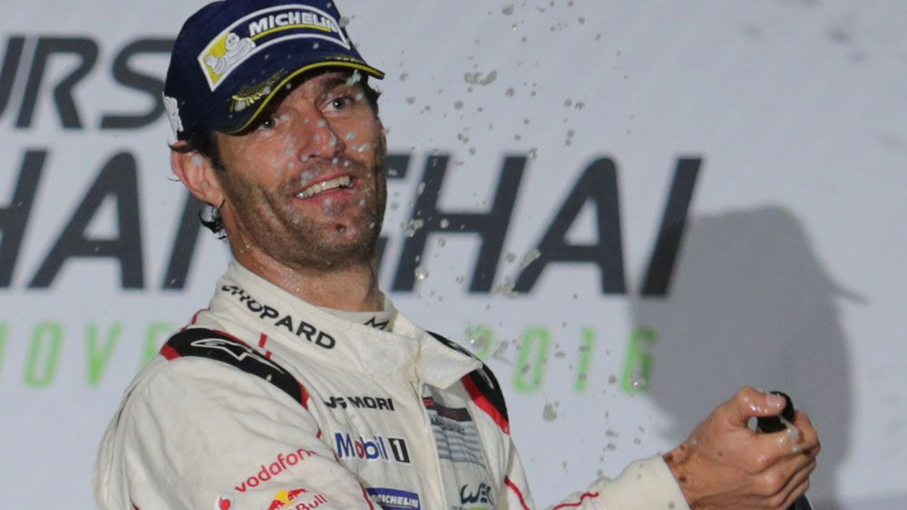 Webber ends career with endurance podium