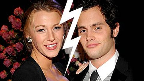 Gossip Girl split: Blake Lively and Penn Badgley call it quits