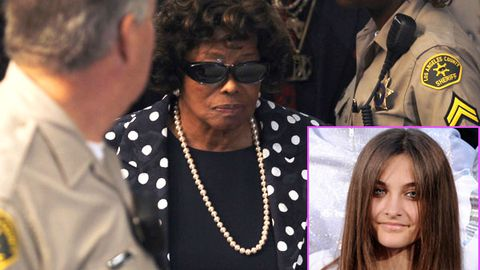 'I want her home': Paris Jackson tweets about 'missing' Grandmother Katherine