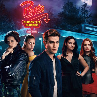 The cast of Riverdale