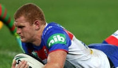 Alex McKinnon in his playing days. (AAP)