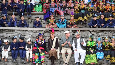 Kate William Kalash village Pakistan 4