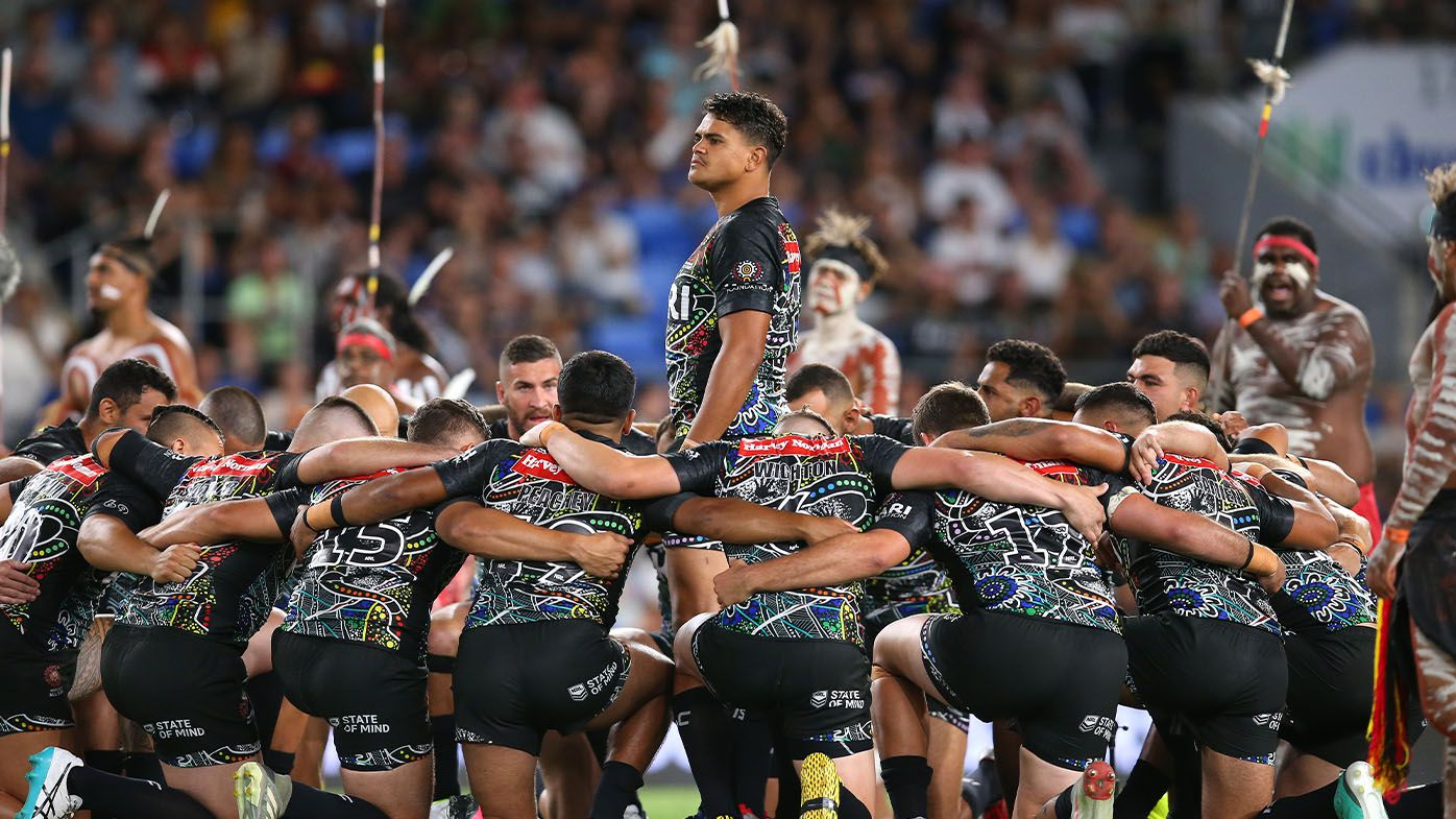 Latrell Mitchell on verge of long-awaited return from injury for NRL All Stars blockbuster