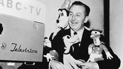 <p>Walt Disney</p>