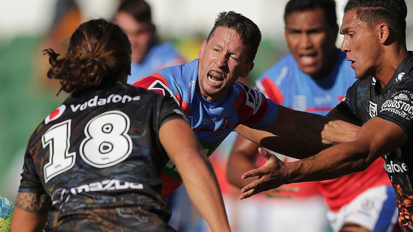 Panthers, Knights impress at NRL Nines
