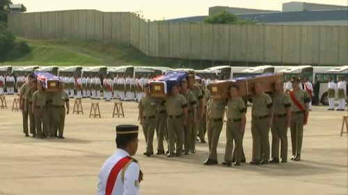 Almost 60,000 Australians served in Vietnam. (9NEWS)