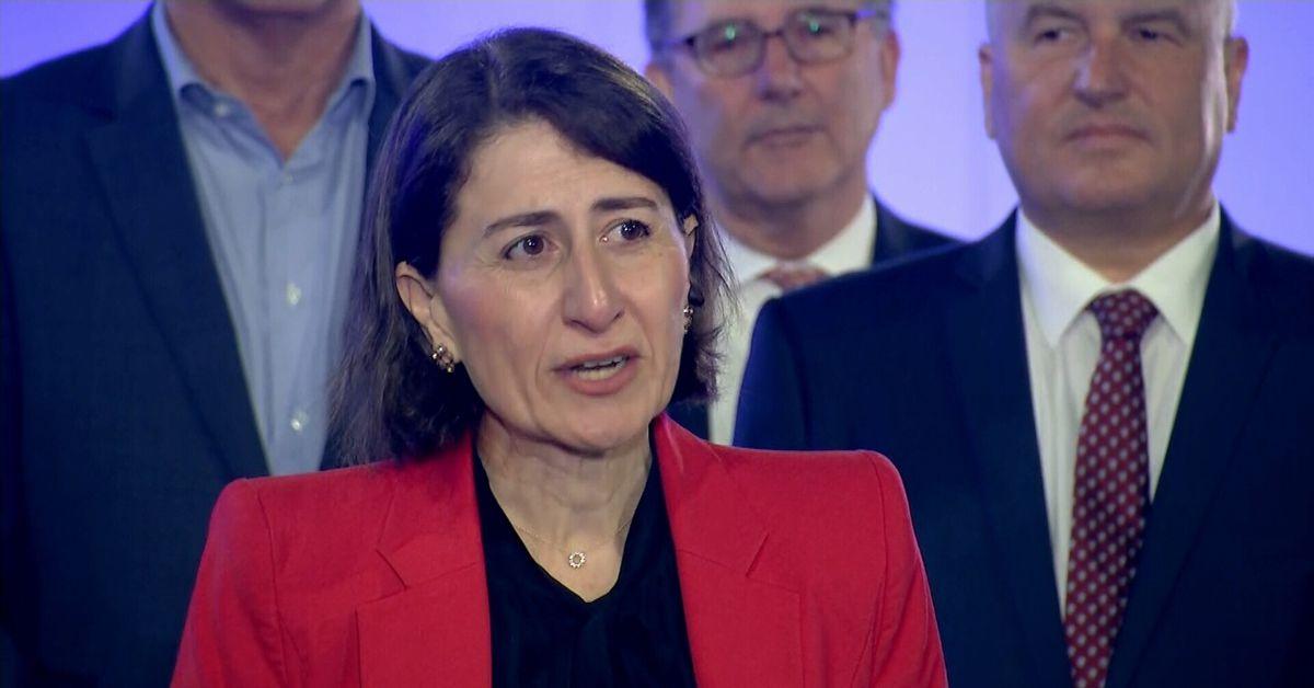 Gladys Berejiklian says 'Sydneysiders won't be let in' ahead Annastacia Palaszczuk announcement