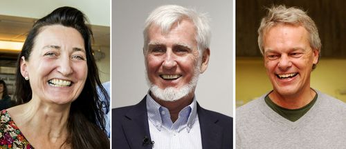 Trio win medicine Nobel for discovering human brain 'GPS'