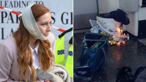 DFAT searches for Aussies after UK blast