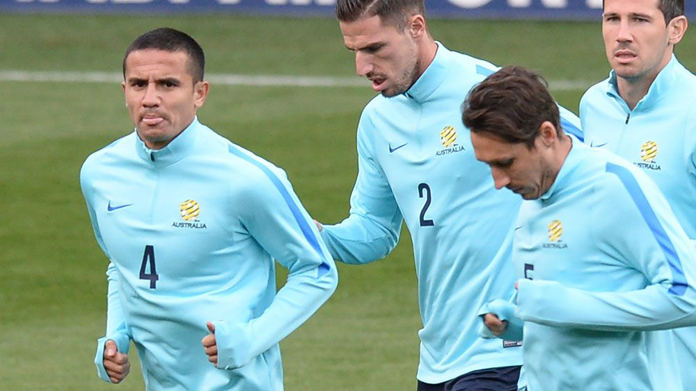 Socceroos coach Ange Postecoglou needs to change formation for Thailand World Cup qualifier