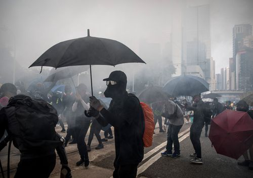 Anti-government protesters have continued its call for Chief Executive Carrie Lam to meet their remaining demands, including an independent inquiry into police brutality, the retraction of the word riot to describe the rallies, and genuine universal suffrage.