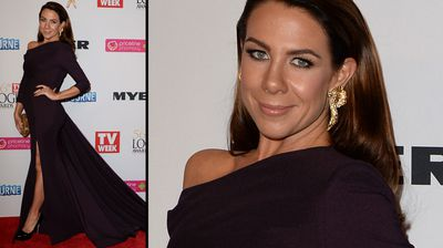 Dual Gold Logie winner Kate Ritchie. (Getty Images)