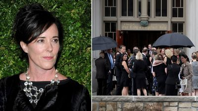 Kate Spade's heartbroken dad dies night before funeral
