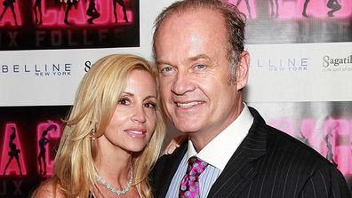 Camille Grammer and Kelsey Grammer's divorce was finalised in February 2011.